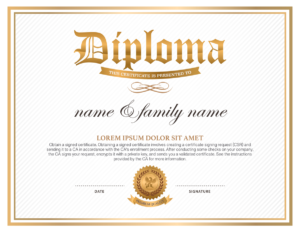 Diploma Services